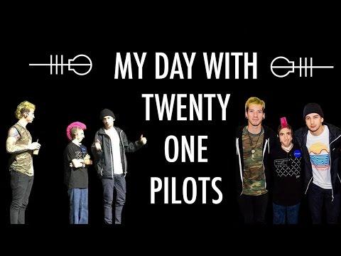 MY DAY WITH TWENTY ONE PILOTS
