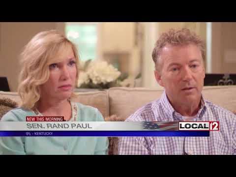 Sen. Rand Paul speaks out about neighbor's assault, jail sentence