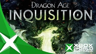 Dragon Age Inquisition - Awesome scenery