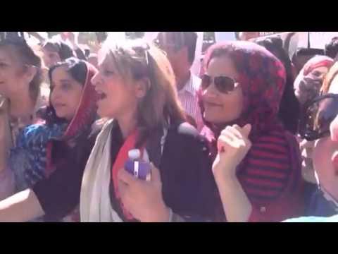 Protest at UN Newyork PTI-2014