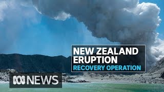 White Island volcano eruption missing include families from Sydney, Brisbane and Adelaide | ABC News