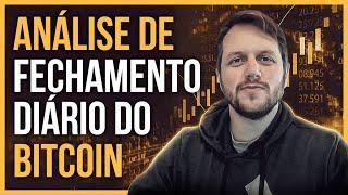 Analise do Fechamento Diário de Bitcoin e Altcoins  Fechamento Cripto #1