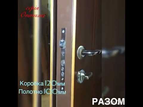 Metal door seria OPTIMA