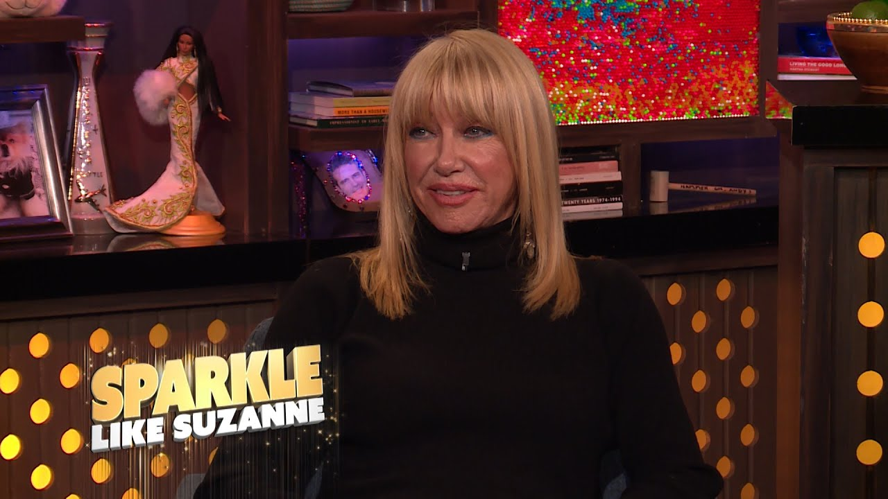 Suzanne Somers' Beauty Secrets | WWHL