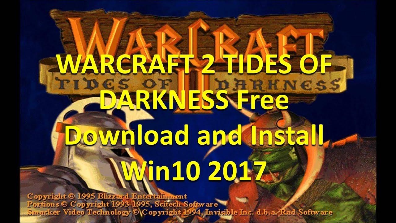 warcraft 2 beyond the dark portal download deutsch