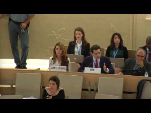 UN Watch Blasts UN Human Rights Council for Anti-Israel Session
