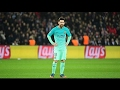 Reaction of Lionel Messi after losing the ball that ended in the goal of Draxler - New 1018