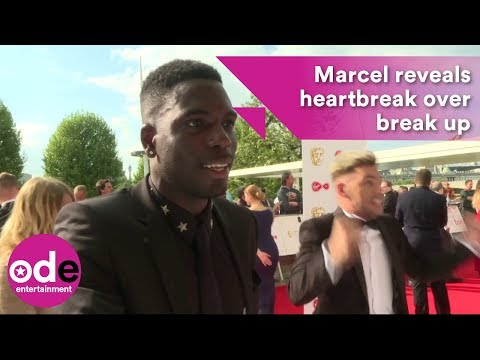 Love Island's Marcel reveals heartbreak over break up with Gabby