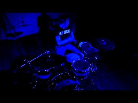 Scrillex - Cinema (drum cover by Viesturs Samts)