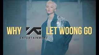 the Reason Why Yg Let Jeon Woong Go 🌱  Ab6ix eng Sub Cc