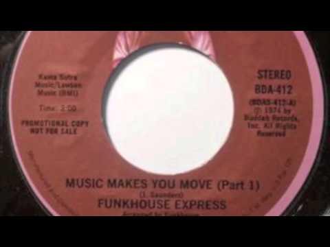 Music Makes You Move - aldino remix