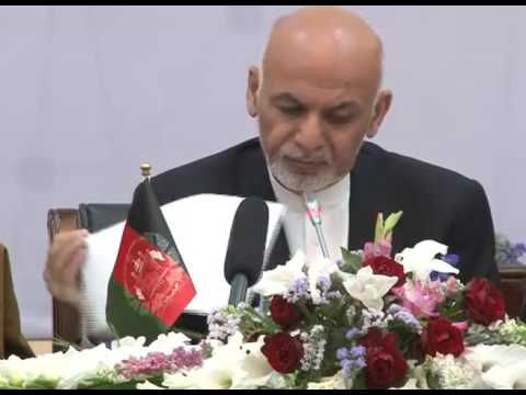 CJP: What is it that Pakistan wants, Afghan President Ghani thinks out lout as terror rocks Kabul.