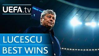 Mircea Lucescu: 100 UEFA Champions League matches