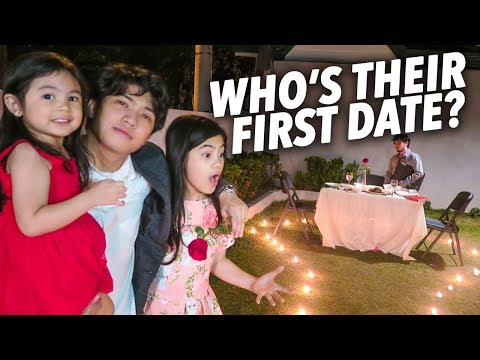MY LIL SIBLINGS FIRST DATE?!! | Ranz and Niana