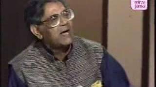 Iftekhar Arif - Kaashif'e sirre nehaaN hoti hai