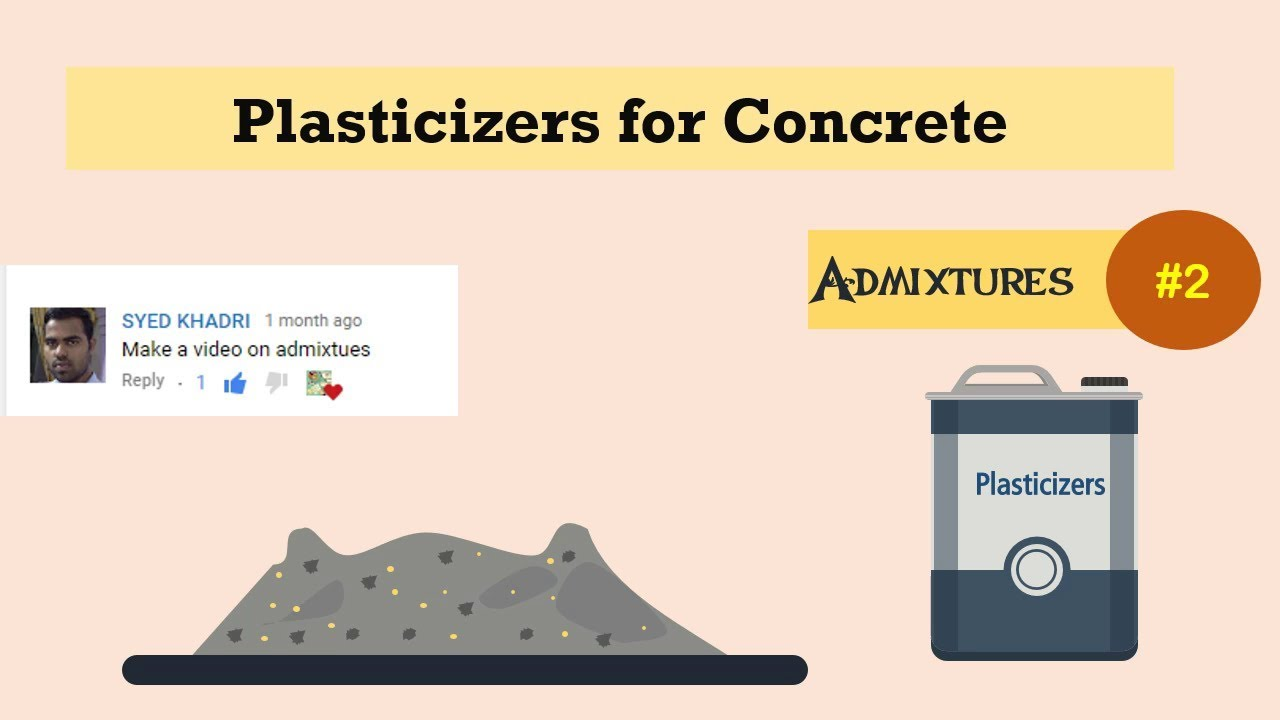 Plasticizers for concrete: advantages and features 76