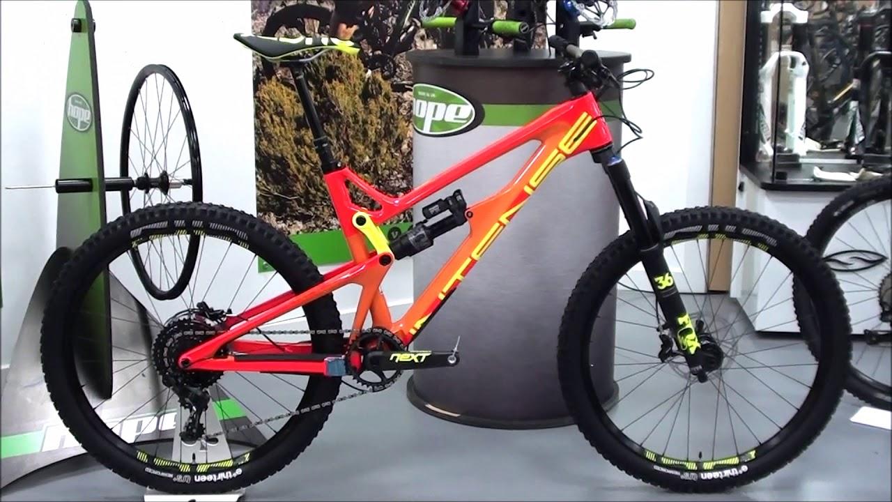 Intense Tracer 275c Pro Build Mountain Bike 2017 Youtube