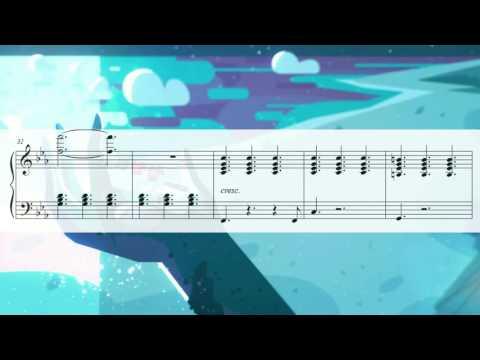 Steven Universe - Love Like You (Piano Sheet Music)
