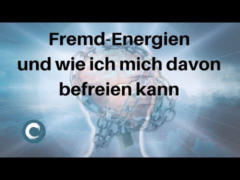 Fremd-Energien und wie ich mich davon befreien kann