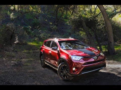 New 2018-2019 Toyota RAV4 Hybrid Top Concept