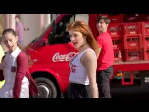Coca Cola #MiMovimiento - Angela Torres