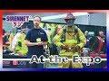 Chris checks out the 2018 NW Fire & Rescue Expo