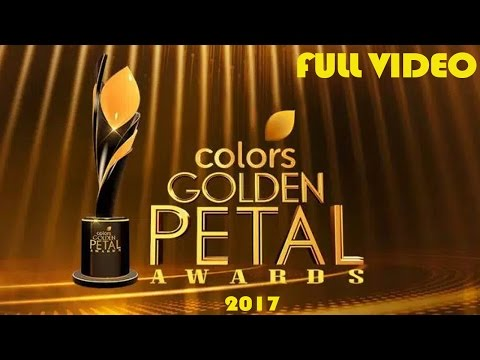 Colors Golden Petal Awards 2017 Full Show | Red Carpet | Colors Tv Awards 2017 Full Show