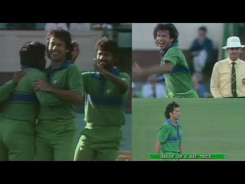 Imran Khan Rocks India's Top Order with 3 Vicious Wickets with the New Ball | HOSTILE BOWLING SPELL!
