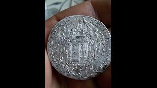 Как забыть все проблемы.Поиск старых монет.Коп по старине.Калининград.Кенигсберг.