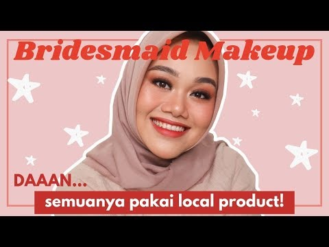 BRIDESMAID MAKEUP TUTORIAL!! jadi pengiringnya dulu ya :P thumbnail