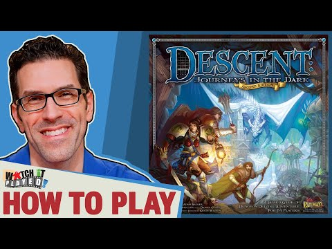 Descent Second Edition - How To Play