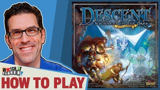 S23E02 - Descent Second Edition - How To Play