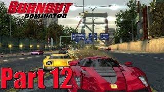 Burnout Dominator HD Playthrough Part 12
