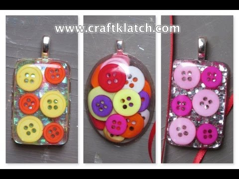 how-to-make-button-resin-charms-craft-tutorial