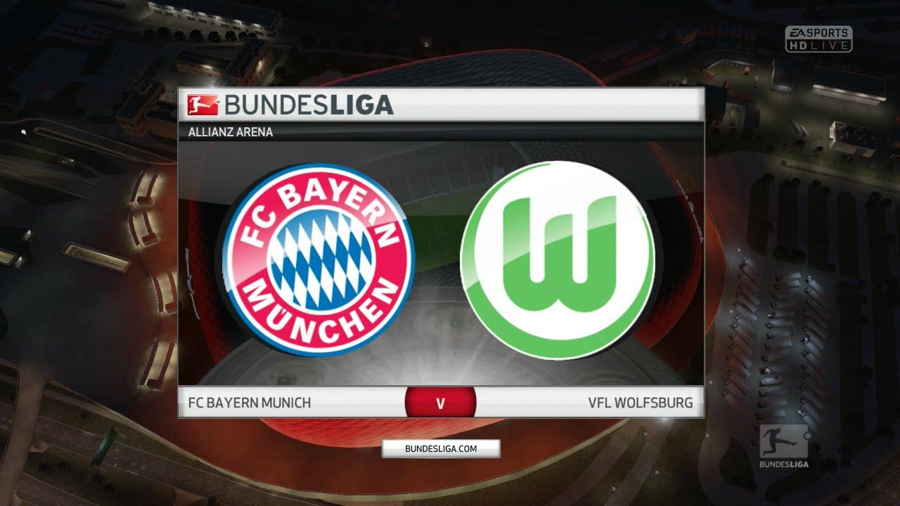 Wolfsburg Gegen Bayern MГјnchen