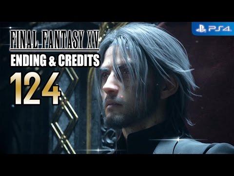 Final Fantasy XV 【PS4】 #124 │ Chapter 14 - Homecoming │ Ending and Credit │ JP VA - EN Sub