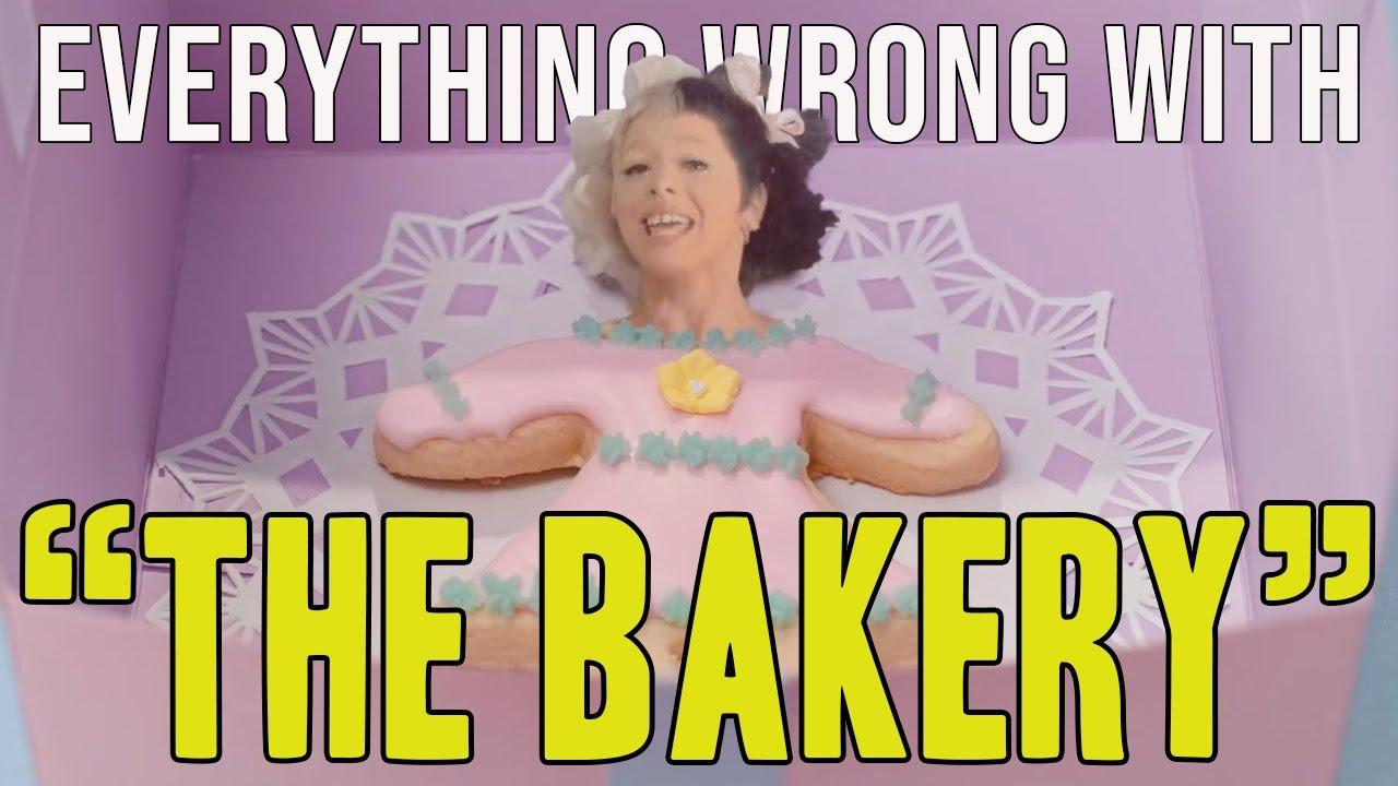 "Everything Wrong With Melanie Martinez - ""The Bakery"""