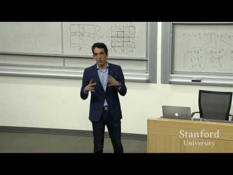 Stanford Seminar:  John Axerio-Cilies, Arterys
