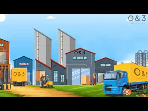 Animated explainer video for Oil company