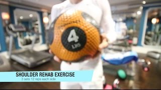 Download Shoulder Rehab - Vlog #6 December 5th 2016 MP3 song and Music Video