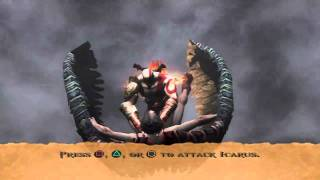 God of War 2: Icarus Battle [PS3]