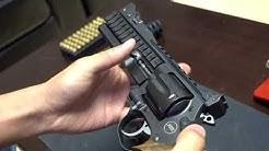 Korth National Standard Supersport STX/ALX and National Standard Revolver.