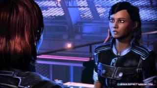 Mass Effect 3: Citadel - Samantha Traynor Romance [ITA]