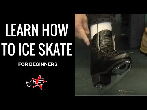 Ep. 247: How To Ice Skate For Beginners