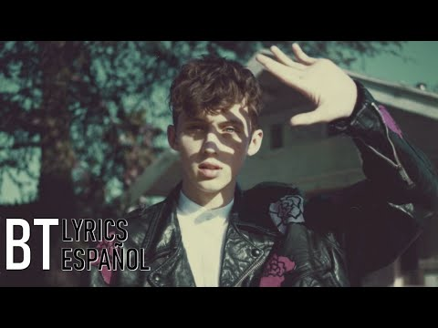 Troye Sivan - TALK ME DOWN (Lyrics + Español) Video Official