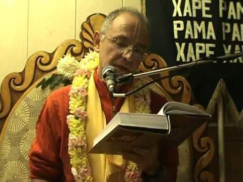 Чайтанья Чаритамрита Ади 1.6 - Бхакти Вигьяна Госвами