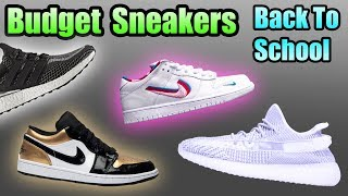 Best Back To School Sneakers On A Budget