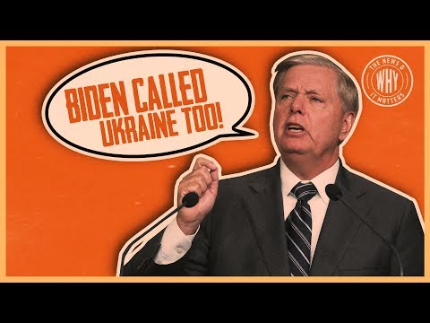 Release the Biden Transcripts! Lindsey Graham Turns the Tables | The News & Why It Matters | Ep 421