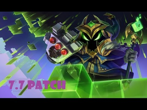 Screaming Veigar vs Kennen - Mid - Victory - Master Tier NA - patch 7.7 - Season 7
