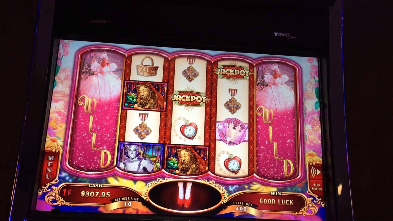 Ruby Slippers Slot Machine Online